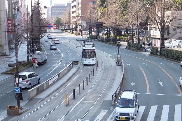チンチン電車(熊本)1