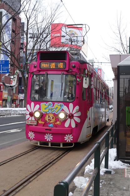 チンチン電車(札幌)1