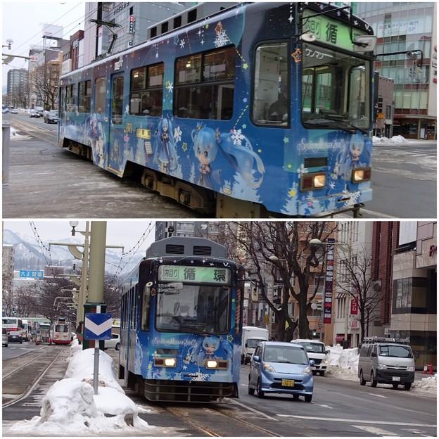 チンチン電車(札幌)2