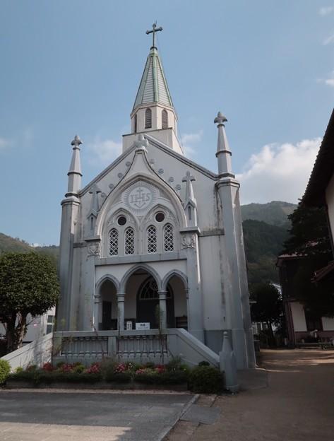 津和野カトリック教会1