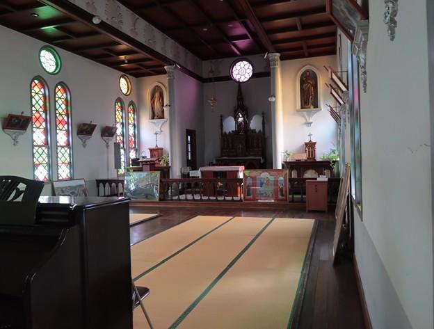 津和野カトリック教会2