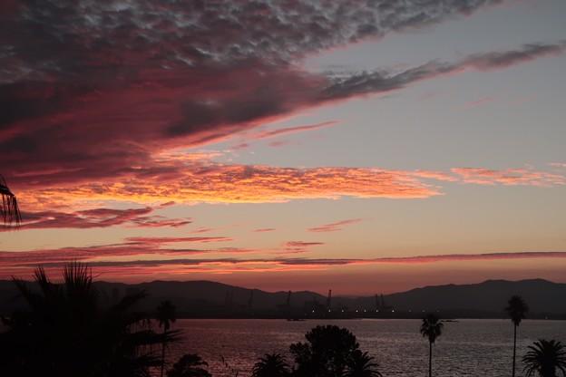日の出前3
