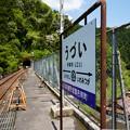 宇都井駅 (8)