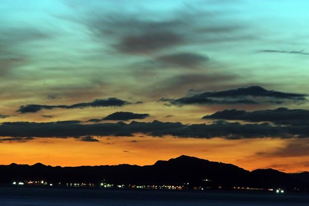 10 大空の雲海