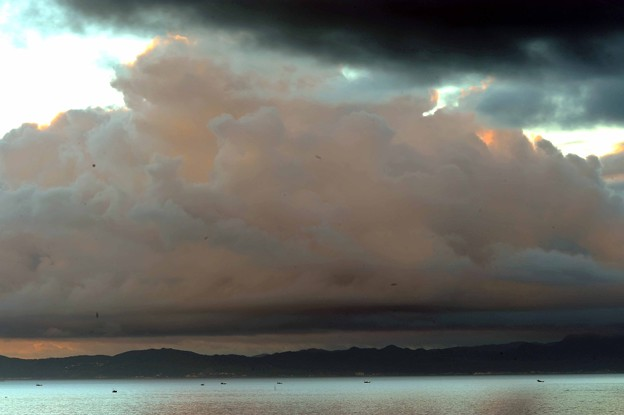 47 美しい雲色