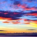 Photos: 51 カラフルな雲色