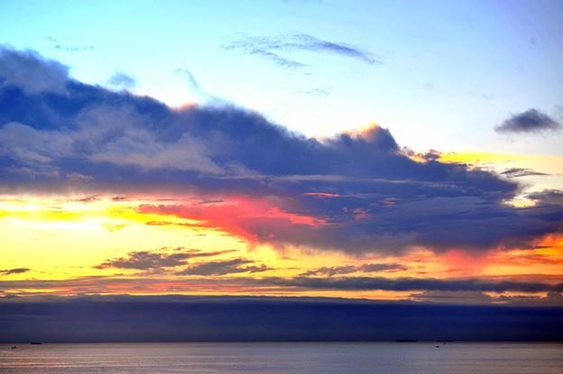 07 雲の色それぞれ