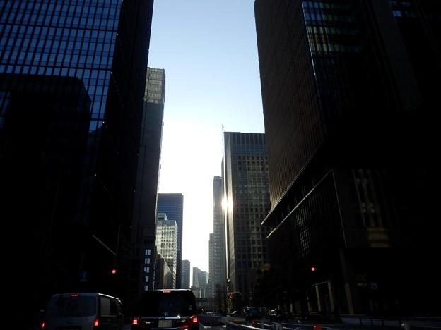 2021/03/27_都会の朝
