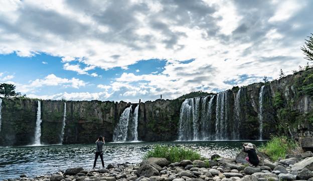 原尻(はらじり)の滝