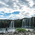 Photos: 原尻(はらじり)の滝