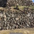 官兵衛普請の石垣2