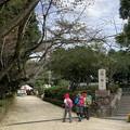 ロープウエー山頂駅で降りて円教寺に向かいます