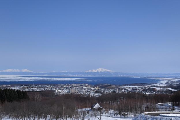 Photos: 天都山より望む