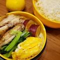 Photos: 素麺弁当