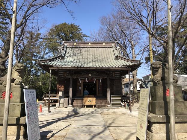 2月_日枝神社 1