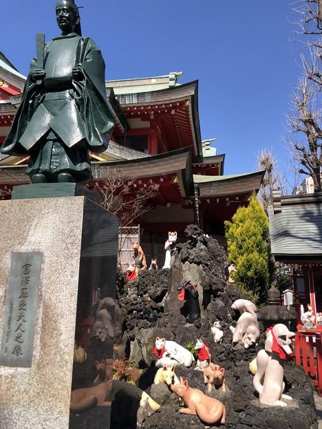 2月_京浜伏見稲荷神社 3