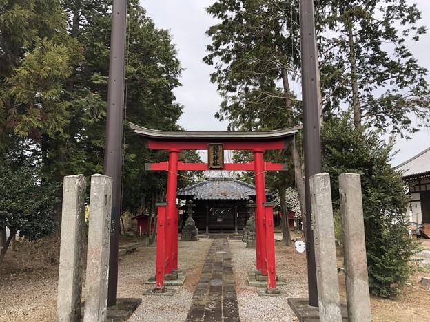 3月_稲荷神社 1