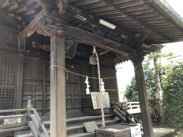 4月_下石神井御嶽神社 3