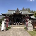4月_鷺宮八幡神社 2