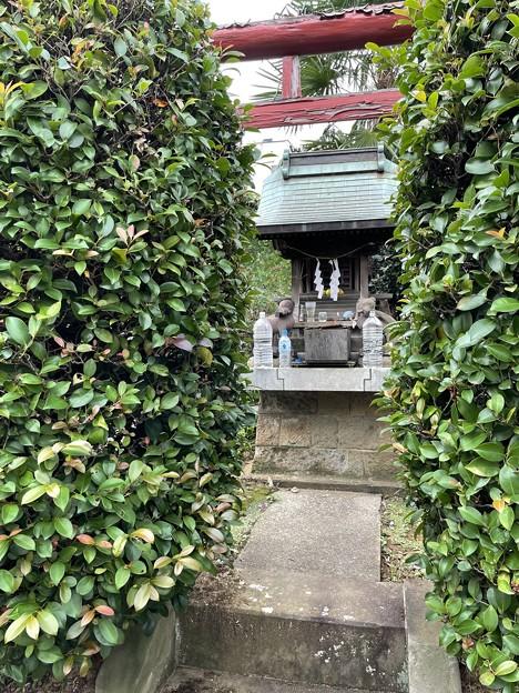 9月_稲荷神社 1