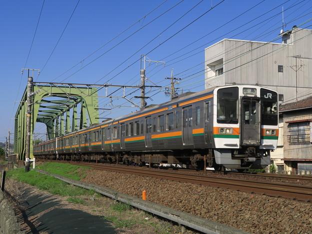 東海道本線、国鉄風味。