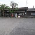 Photos: 百年駅舎 かみうすき