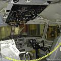 Photos: 低騒音STOL実験機「飛鳥」コックピット DSC00258-3