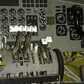 Photos: 低騒音STOL実験機「飛鳥」機内 DSC00261-3