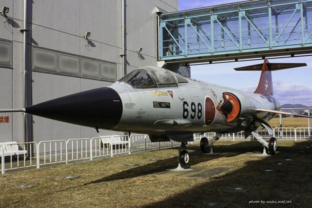 F-104J戦闘機 76-8698 IMG_3318-3