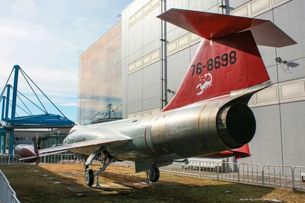 F-104J戦闘機 76-8698 IMG_3321-3