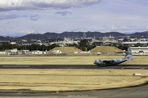 航空自衛隊第1輸送航空隊第401飛行隊 C-130H輸送機 45-1074 IMG_3723-3