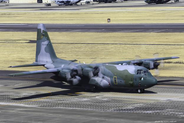 航空自衛隊第1輸送航空隊第401飛行隊 C-130H輸送機 75-1076 IMG_3738-3