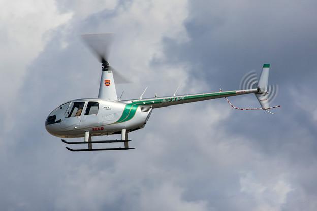 セコインターナショナル Robinson R44 Raven II JA44BT IMG_3690-2