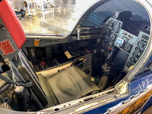 T-2 ブルーインパルス 59-5111 コックピット IMG_8611-3