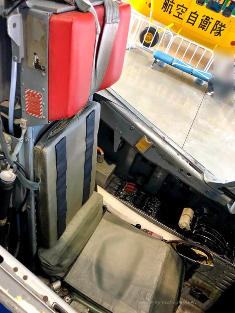 T-2 ブルーインパルス 59-5111 コックピット IMG_8610-3