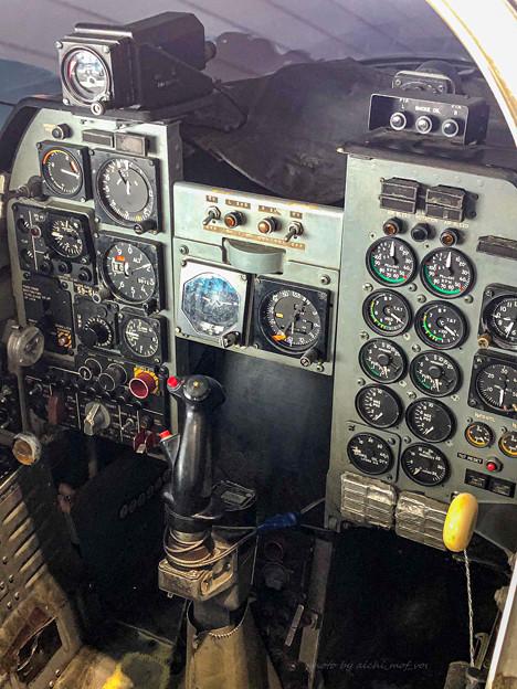 T-2 ブルーインパルス 59-5111 コックピット IMG_8608-2