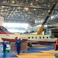 Photos: MU-300 JA8248@あいち航空ミュージアム IMG_1326-2