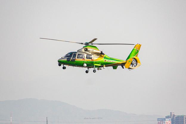 中日本航空 Eurocopter AS365N2 Dauphin 2 JA21DH IMG_7125-3