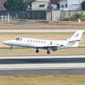 中日本航空 Cessna 560 Citation V JA120N IMG_7081-3