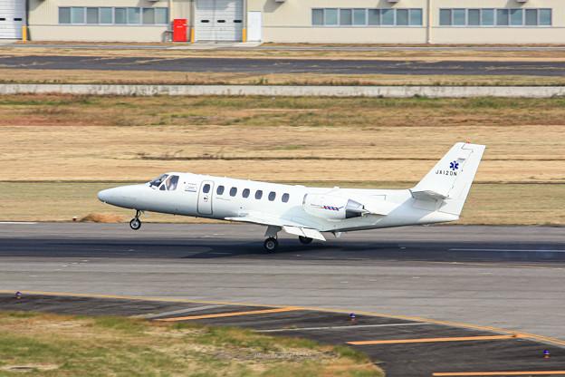 中日本航空 Cessna 560 Citation V JA120N IMG_7086-3