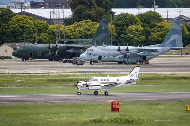 海上自衛隊 LC-90連絡機 第61航空隊 9302 IMG_5256-2-2