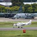 Photos: 海上自衛隊 LC-90連絡機 第61航空隊 9302 IMG_5256-2-2