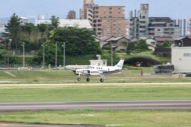 海上自衛隊 LC-90連絡機 第61航空隊 9302 IMG_5319-2