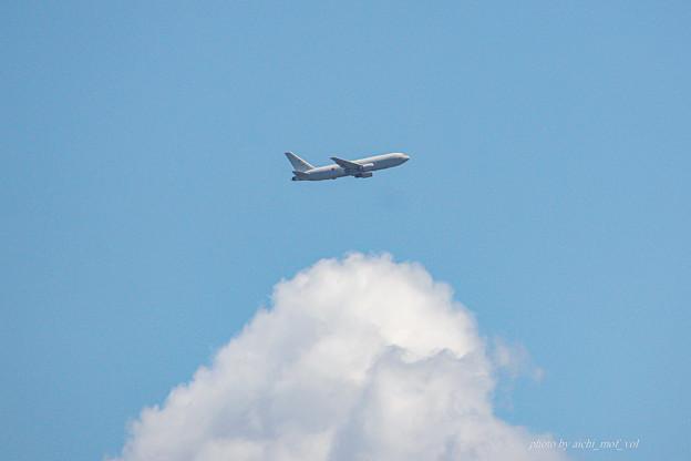 航空自衛隊 第1輸送航空隊 第404飛行隊 KC-767 空中給油機 輸送機 87-3602 IMG_6296-2