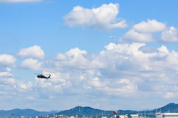 航空自衛隊 第1輸送航空隊 第404飛行隊 KC-767 空中給油機 輸送機 87-3602 IMG_6229-2