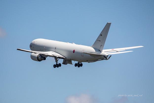 航空自衛隊 第1輸送航空隊 第404飛行隊 KC-767 空中給油機 輸送機 87-3602 IMG_6222-2