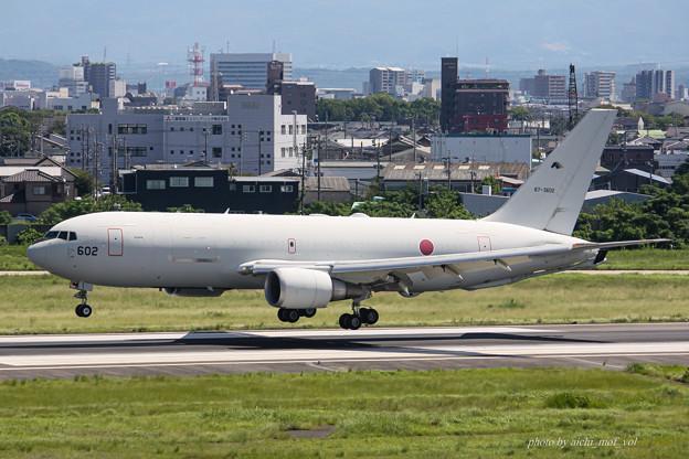 航空自衛隊 第1輸送航空隊 第404飛行隊 KC-767 空中給油機 輸送機 87-3602 IMG_6352-2