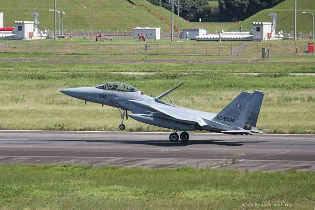 航空自衛隊 F-15DJ 戦闘機 52-8088 IMG_6318-2