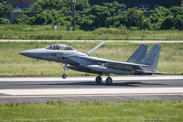 航空自衛隊 F-15DJ 戦闘機 52-8088 IMG_6307-2