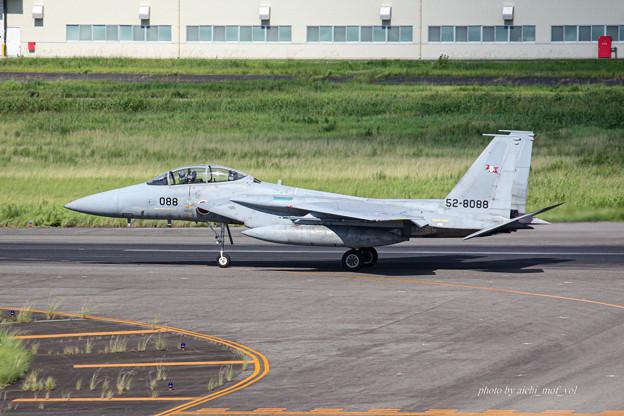 航空自衛隊 F-15DJ 戦闘機 52-8088 IMG_6720-2